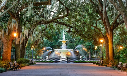 See Savannah Walking Tours