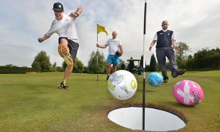 Shekinah Foot Golf