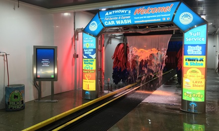 Anthony's Full Service & Express Car Wash