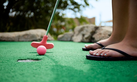 Putter's Pride Mini Golf Courses