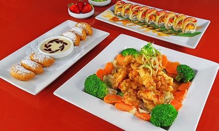 Red Koi Thai & Sushi Lounge