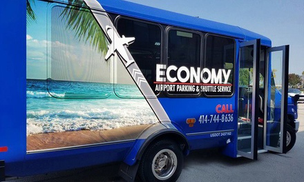 Economy Airport Parking & Shuttle