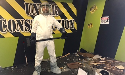 Brainy Actz Rage Room