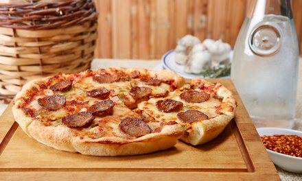 Rico's Pizza #25