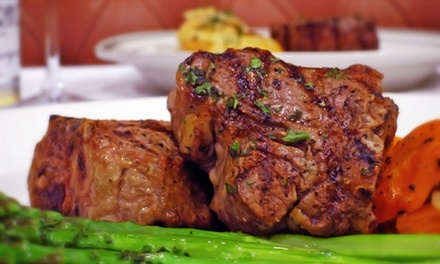 Izzy's Steaks & Chops