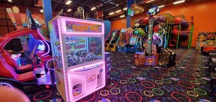 Arcade Zone Trampoline Park