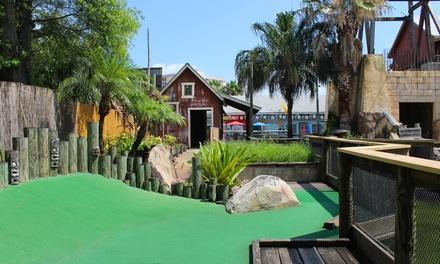 Gator Golf - June 2012