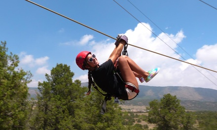 Royal Gorge Rafting And Zip Line Tours