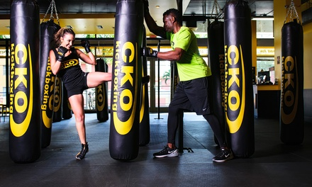 CKO Kickboxing Center City