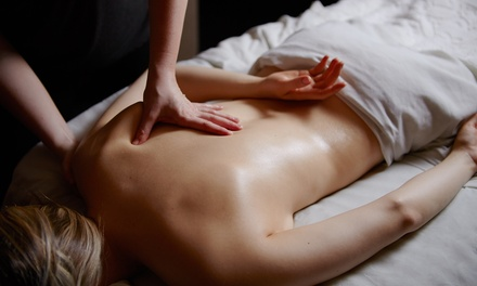 Relax In Touch Therapeutic Massage