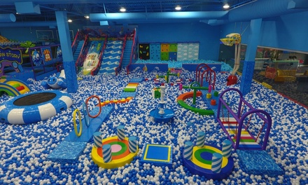Smiley Indoor Playground and Virtual Reality Center