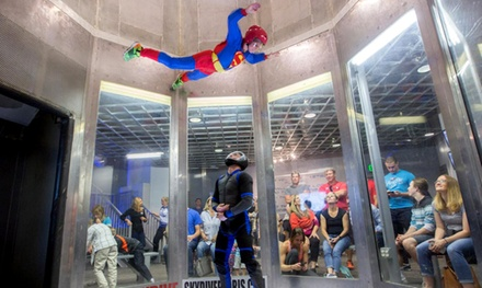 Perris Skyventure Indoor Skydiving