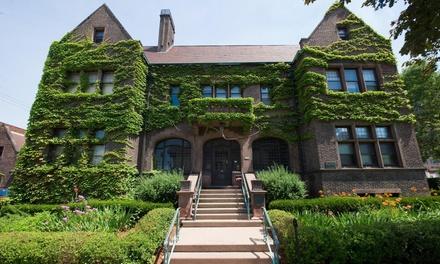 Charles Allis Art Museum and Villa Terrace Decorative Arts Museum