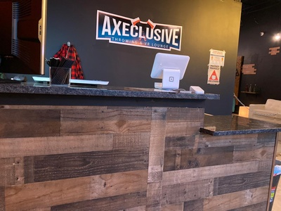 Axeclusive Axe Throwing & VR Lounge