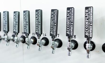 Accomplice Ciderworks