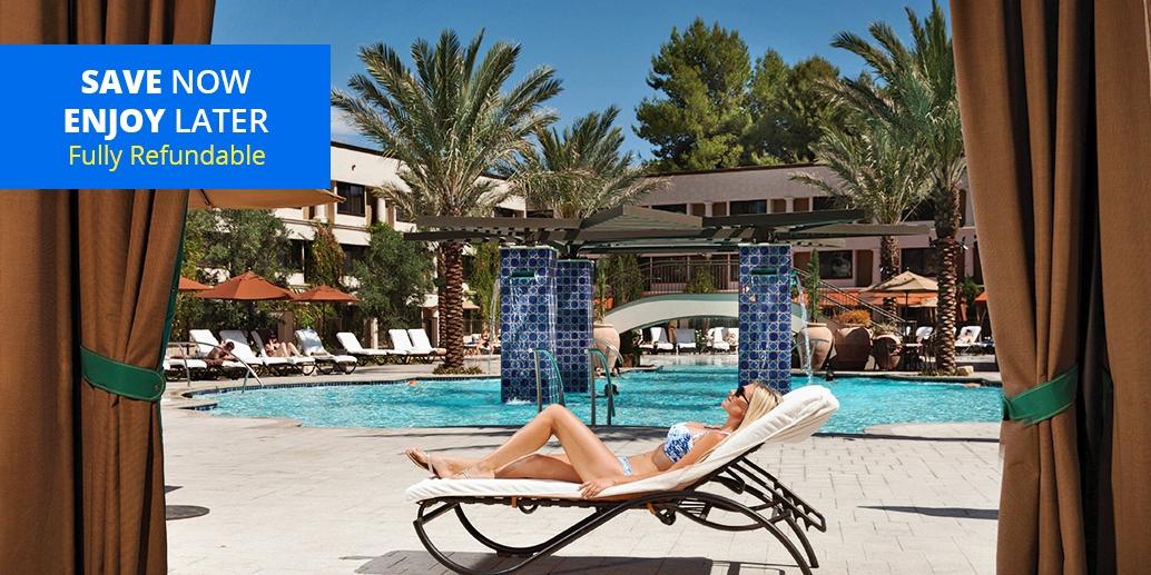 Luna Spa at The Scottsdale Resort at McCormick Ranch