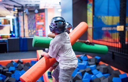 Urban Air Adventure and Trampoline Park
