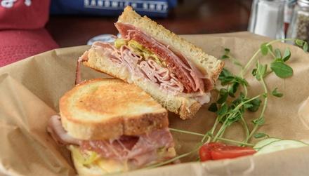 Rolling J's Bistro & Sandwich Shop