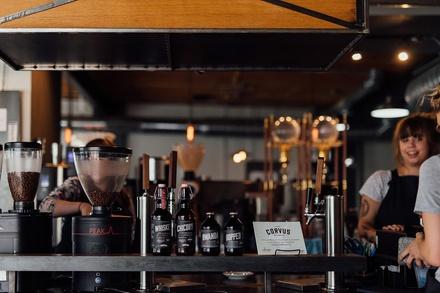 Corvus Coffee Roasters