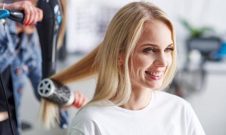 Ashley at The Hair Bar Salon