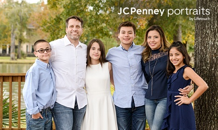 JCPenney Portraits Outdoor
