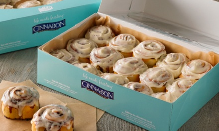 Cinnabon Colonie Center Mall