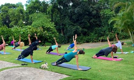 Breathe Yoga + Barre