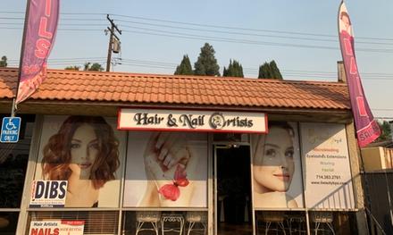 Hair & Nail Artists