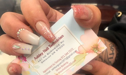 Ashley Nail Technician