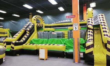Jump Start Indoor Playground