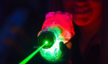 Adventure Quest Laser Tag