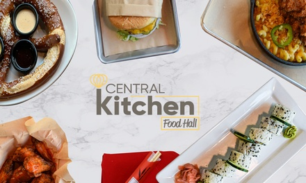 Central Kitchen Food Hall