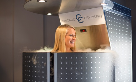 Chicago CryoSpa