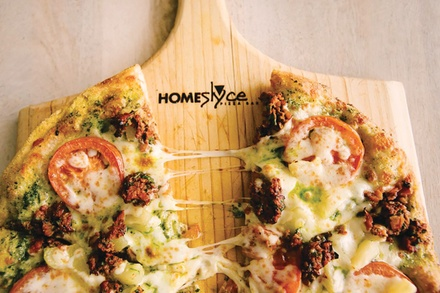 HomeSlyce Pizza Bar