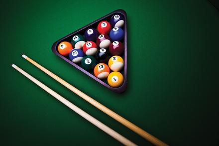 Club Med Billiard Parlor