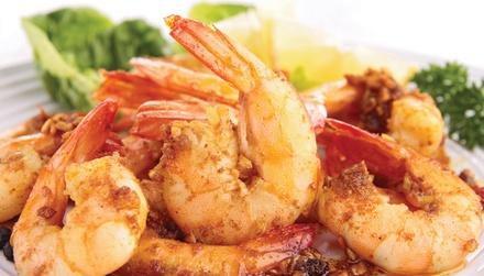Shrimply Delicious
