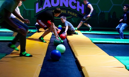 Launch Trampoline Park – Rockville