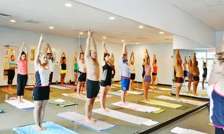 Annapolis Power Yoga