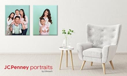 J C Penney Portraits