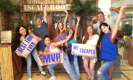 The Jet Ski Escape Room