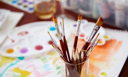 Paint-a-Treasure Ceramics