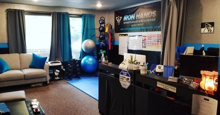 Iron Hands Sports & Wellness