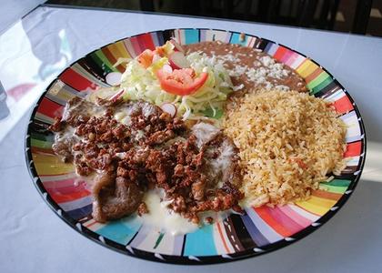El Rey Azteca Restaurant