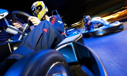 Sykart Indoor Racing