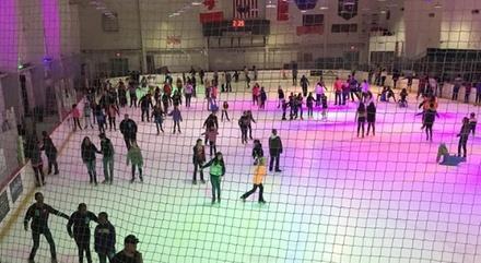 Aerodrome Ice Skating Complex