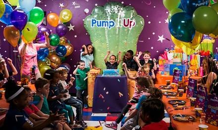 Pump It Up Jacksonville Halloween Carnival