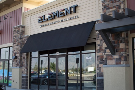 Element Cryotherapy + Wellness