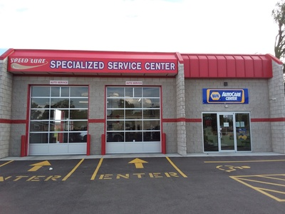 Speed Lube Specialized Service Center