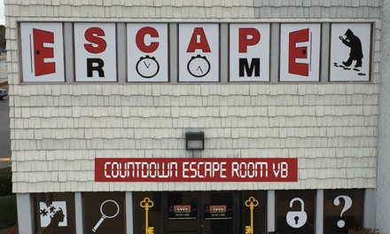 Escape Room Challenge Virginia Beach