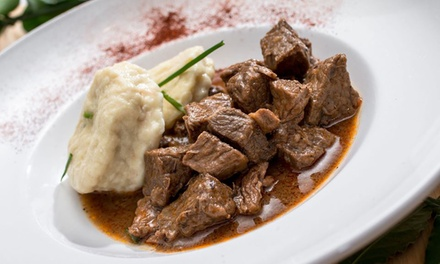 Old Town Serbian Gourmet Restaurant